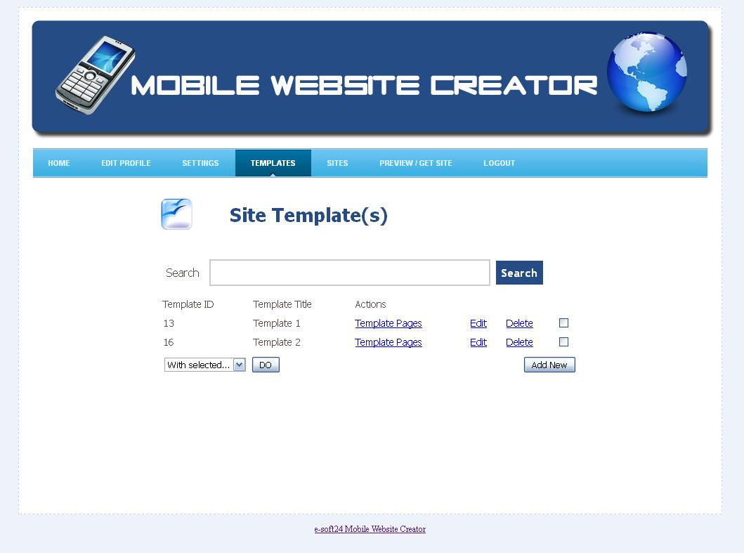 28 Bootstrap Easy Website Creator Software