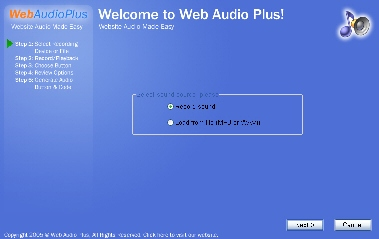 Web Audio Plus Screenshot